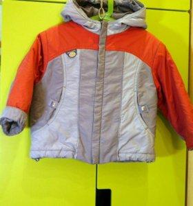Весенняя куртка 98 см
