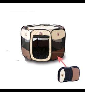 Домик, палатка для животных