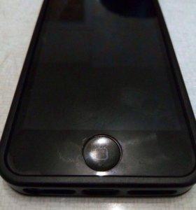 iPhone 5-16 black