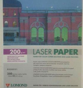 Бумага для печати LOMOND COLOUR LASER PAPER