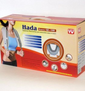Массажер для массажа шеи и плеч Hada