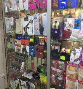 Магазин косметики и колготок