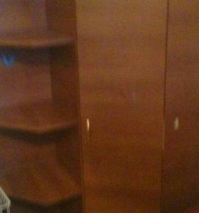 Шкаф детский угловой