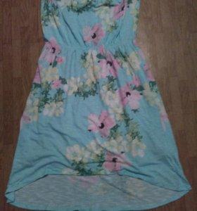 Сарафан,платье,туника bershka