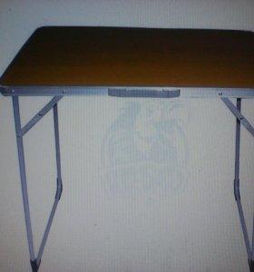 Компактный стол складной