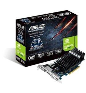 Видеокарта Nvidia GT 730 2gb