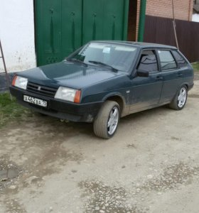 Машина 2109
