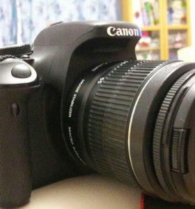 Фотоаппарат зеркальный Canon D600