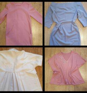 Блузки, платья, юбки