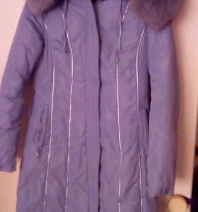 Продам шубу(не натуральная),пальто,куртку.