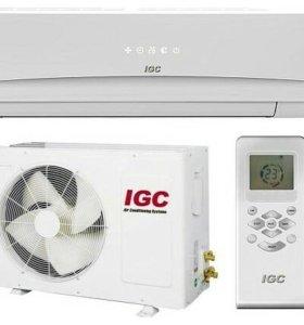 Кондиционер IGC ras-09nhg
