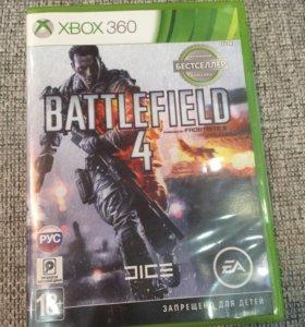 Battlefield 4 на xbox360