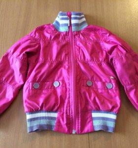 Куртка-ветровка для девочки Orby