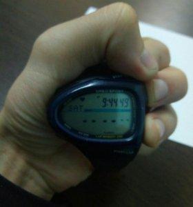 Часы спортивные casio sport