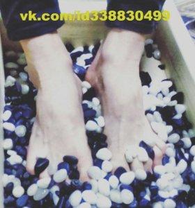 Инфракрасная массажная ванна для ног