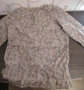 Блузка с рукавом 3 четверти