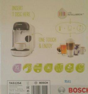 Кофеварка капсульная Bosch tas1254