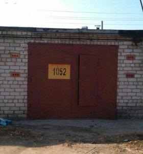 Капитальный гараж с смотровой ямой