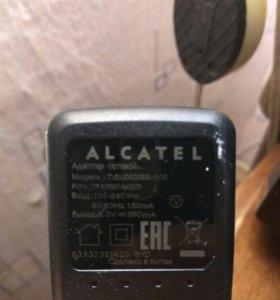Зарядное Alcatel