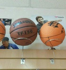 Мячи баскетбольные новые