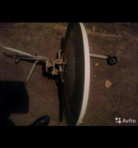 Ресивер DRE 5000 (Триколор-тв) - (+ антенна)