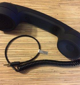 Проводная гарнитура телефон