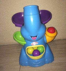 Детский музыкальный слон