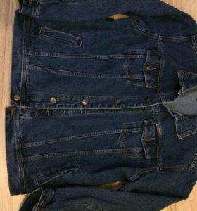 Новая джинсовка!!!