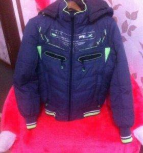 Деми новая куртка