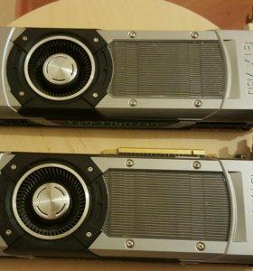 GTX 780 x2