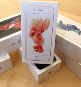 iPhone 6s, 64 gb любого цвета