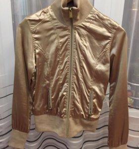 Куртка ветровка летняя легкая