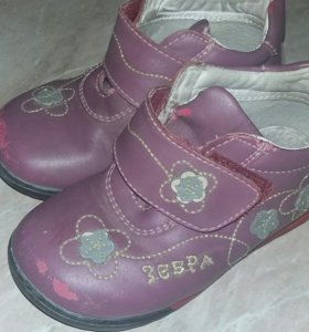 Ботинки 24 р