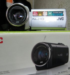 Камера JVS GZ-E10