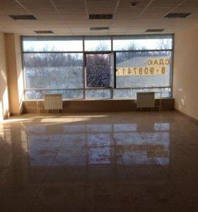 Продам два офисных помещения на ул. М.Горького