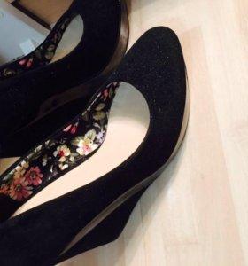 Туфли из centro