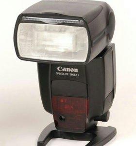 Вспышка CANON 580EX ll