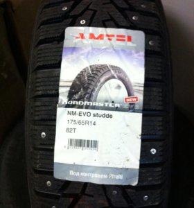 Зимнии шины AMTEL Nordmaster 175/65 R14