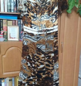 Платье 54-56. Торг.