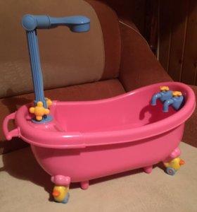 Ванночка для Baby Born