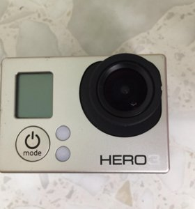 GoPro Hero 3 White Edition с экраном
