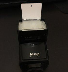 Фотовспышка Nissin Di 466 для Nikon