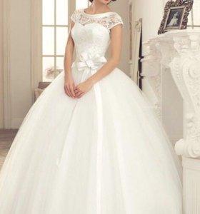 Свадебное платье Леокадия