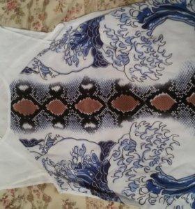 Блуза размер 44-46 новая