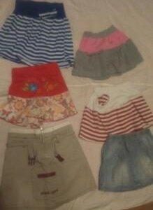 Детские юбки пакетом р.98-116