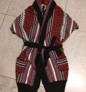 Свитер, пальто, Monica Ricci кардиган