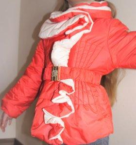 Куртка весенняя Borelli / Борелли