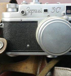 фотоапарат Зоркий 3с
