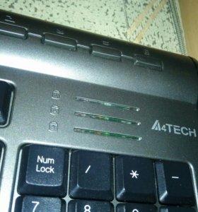 Клавиатура блоди