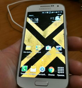 Samsung galaxy s4mini duos